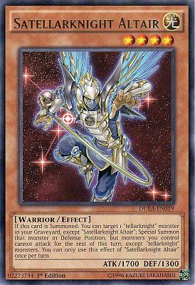 Satellarknight Altair DUEA