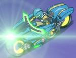 Shingo Duel Runner