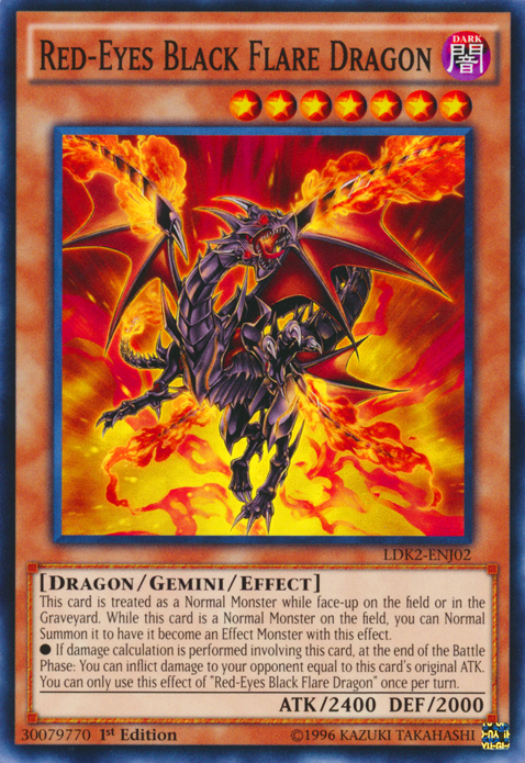 How To Build Red Eyes Slash Dragon Deck