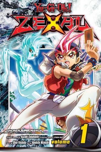 <i>Yu-Gi-Oh! ZEXAL</i> Volume 1