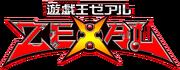 Yu-Gi-Oh! ZEXAL Japanese Logo