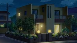 Yuzu Hiragi's house