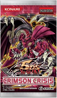 Crimson Crisis cover