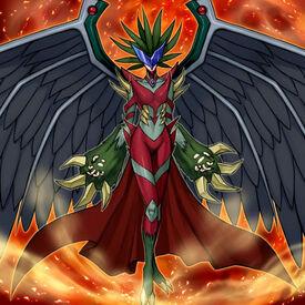 Card Artworks Evil Hero Inferno Wing Yu Gi Oh Fandom