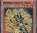 Brotherhood of the Fire Fist - Dragon