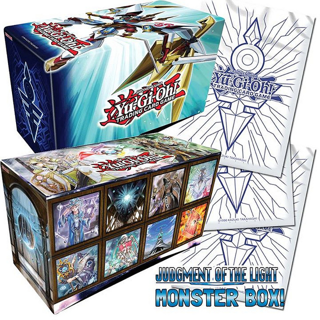 Judgment Of The Light Deluxe Edition Yu Gi Oh Fandom Powered