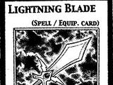 Lightning Blade (manga)