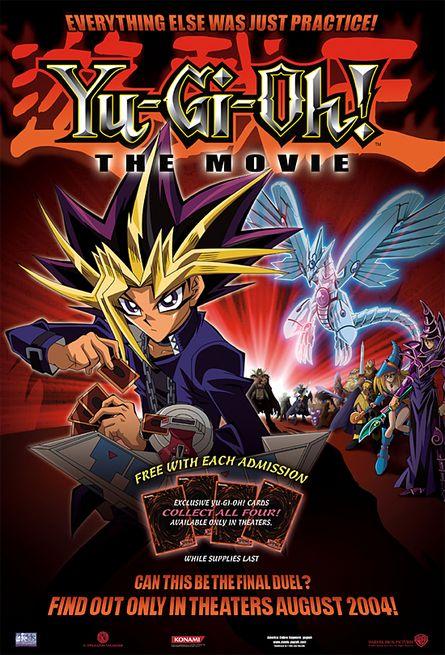Yu-Gi-Oh! The Movie: Pyramid of Light