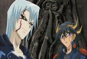 Yusei vs Kiryu