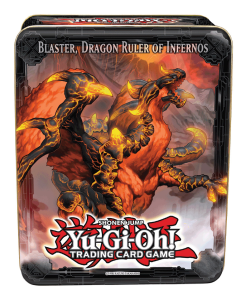 Blaster Dragon Ruler of Infernos Tin