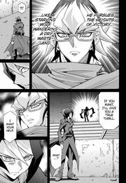 Reiji recruits Shun