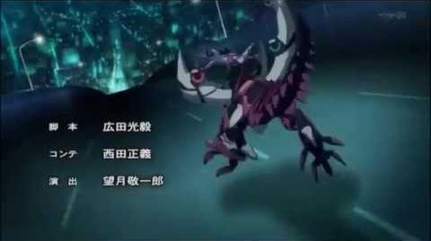 「Future Fighter!」Ono Kensho & Hosoya Yoshimasa - Yu-Gi-Oh! ARC V ED2 SD