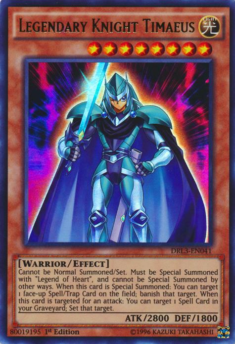 legendary knight timaeus yugioh fandom powered by wikia