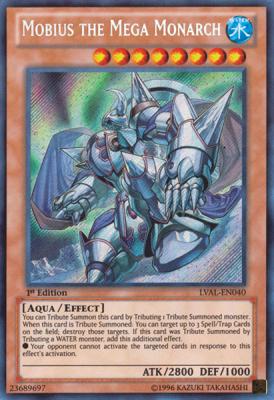 Mobius the Mega Monarch LVAL
