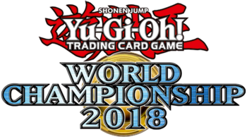 Yu-Gi-Oh! World Championship 2018 prize cards