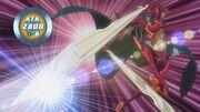 5Dx153 Crimson Blader