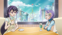 Lulu and Sayaka