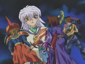 Yu-Gi-Oh! - Episode 013