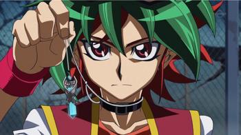 Yu-Gi-Oh! ARC-V - Episode 111