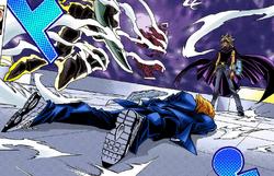 Jonouchi collapsed