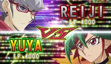 Yuya VS Reiji
