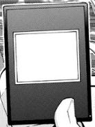 Blank Number manga