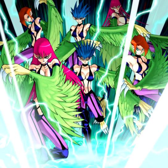 Harpie Yu Gi Oh Fandom Powered By Wikia