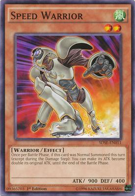 Speed Warrior SDSE