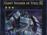 Giant Soldier of Steel