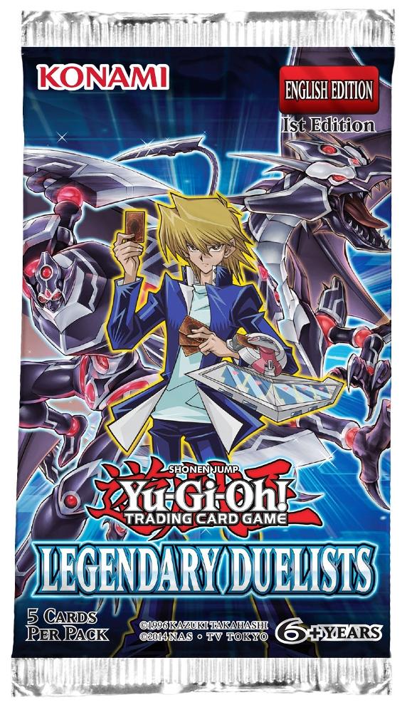Yu-Gi-Oh CYBERFINSTERNIS HORN LEDU-DE026 Common