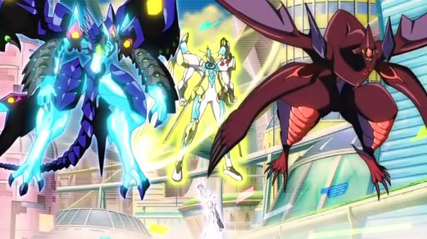 Yuma X Astral L: Yu-Gi-Oh! ZEXAL - Episode 145