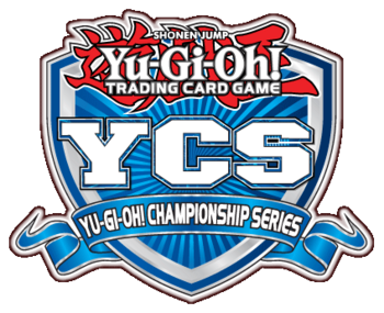 Yu-Gi-Oh! Championship Series 2014 pre-registration card