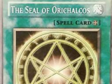 The Seal of Orichalcos (UDE promo)