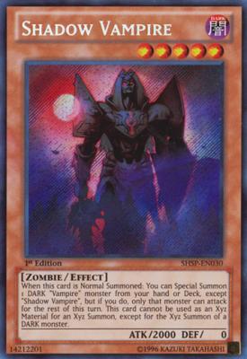 Shadow Vampire SHSP