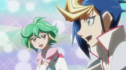 Yugo Dreams That He and Rin Ride Alongside Each Other