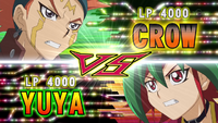Yuya VS Crow