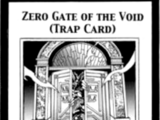 Zero Gate of the Void