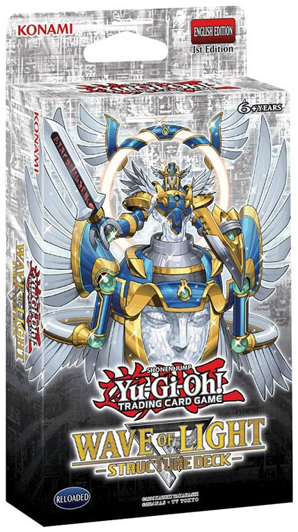 Wave of Light Structure Deck | Yu-Gi-Oh! | FANDOM powered by