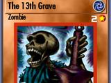 The 13th Grave (BAM)