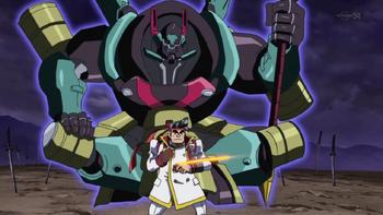 Yu-Gi-Oh! ARC-V - Episode 025