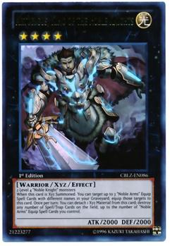 Artorigus King of the Noble Knights CBLZ