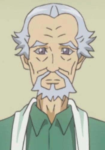 Theodore's grandfather
