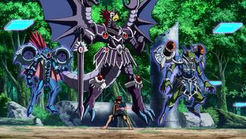 Yu-Gi-Oh! ARC-V - Episode 120
