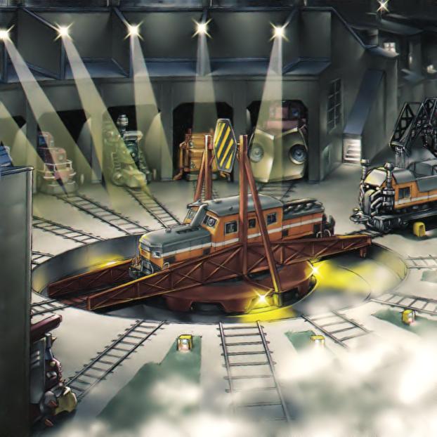 Railway | Yu-Gi-Oh! | FANDOM powered by Wikia