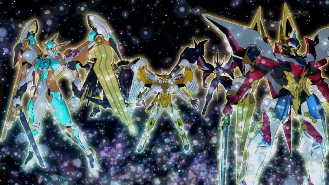 Utopia (archetype) | Yu-Gi-Oh! | FANDOM powered by Wikia