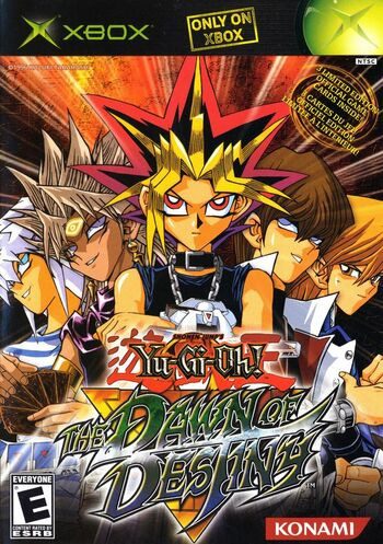 <i>Yu-Gi-Oh! The Dawn of Destiny promotional cards</i>