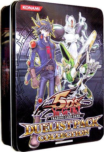 Duelist Pack Collection Tin 2011
