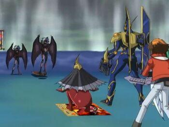 Yu-Gi-Oh! GX - Episode 153