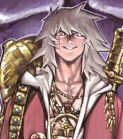 Thief Bakura manga portal