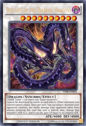 Beelzeus of the Diabolic Dragons YF08